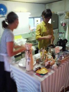 祝☆open「カフェひつじぐも」写真①
