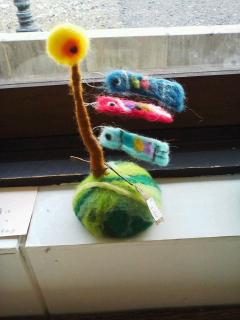 Ladybird craftで、おかいもの。