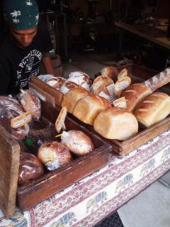 ワイルドキッチンさんのパン