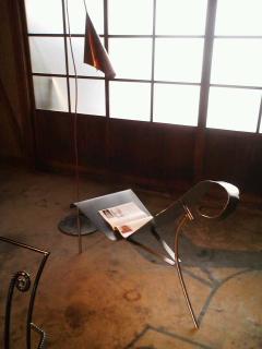 chair。