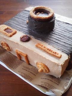 camera cake。